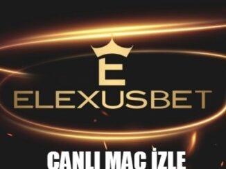 Elexusbet Canlı Maç İzle
